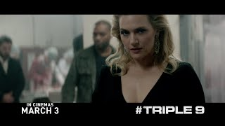 Triple 9 (2016) killer distraction trailer [hd]