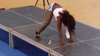 Caribbean Dancehall Queen 2014 - 1er Passage by ZayRadio