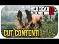 Red Dead Redemption 2: CUT CONTENT, STORY LENGTH & DOWNLOAD SIZES!