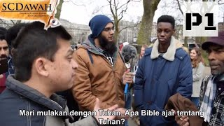 P1 -Tuan Tuan Tuan! Bila Orang yang Cuba Serang Islam Tak Tahu Apa   Apa