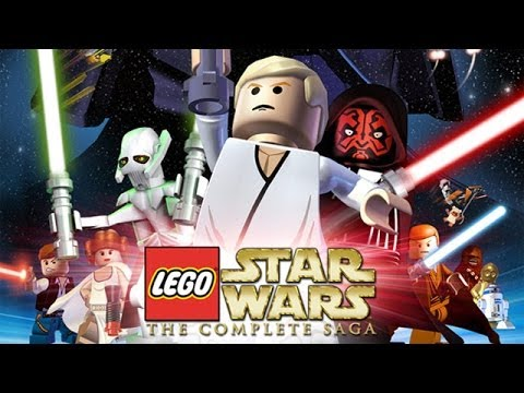 LEGO Star Wars: The Complete Saga - Part 1 (Walkthrough, Commentary ...