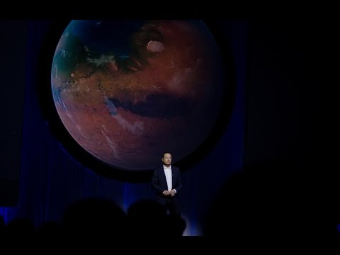 Elon Musk says hello to Mars. BlackBerry says goodbye to pho