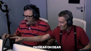 American Reacts to The Chuckle Brothers