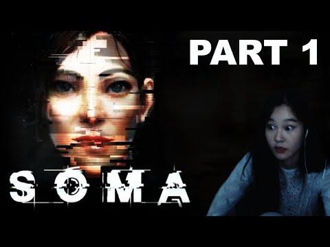 39daph Plays SOMA - Part 1