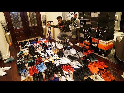 NOTHING BUT HEAT! MY RARE SNEAKER COLLECTION! DESIGNER, JORDANS, NIKE, & ADIDAS!