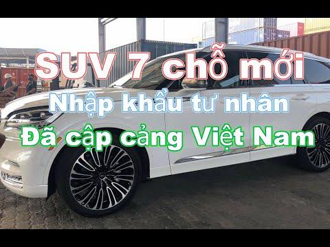 SUV 7 chỗ thế hệ mới được nhập khẩu tư nhân,đã về đến cảng Tp.hcm,giá chưa được tiết lộ_Xe 360