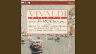 Play Sonata For Violin & Continuo In C Major, Op. 2/6, Rv 1
