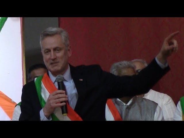 Vaishnav Temple Hosts Indian Republic Day Commemorations - Long Island - New York