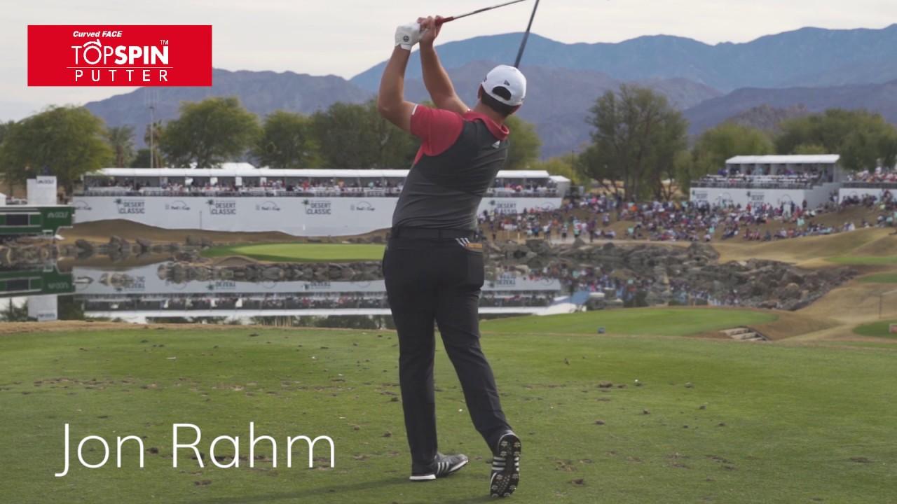 PGA HILite 존 람의 완벽한 골프 스윙 모션 Jon Rahm Swing Motion - YouTube