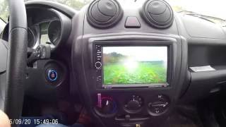 видео Автомагнитола с навигацией и камерой заднего вида: характеристики и отзывы