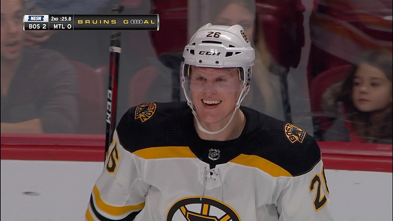 Colby Cave earns his first NHL goal