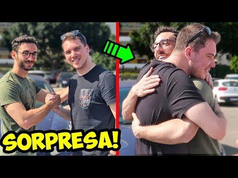 SORPRESA A MURRY!! - ABBIAMO FATTO PACE