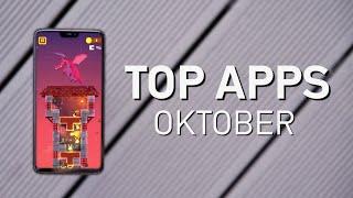 8 spannende Android-Apps für den Oktober!