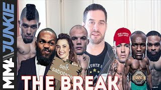 The Break: Recounting UFC 235, from Jon Jones' self-sabotage to Johnny Walker's dance dilemma