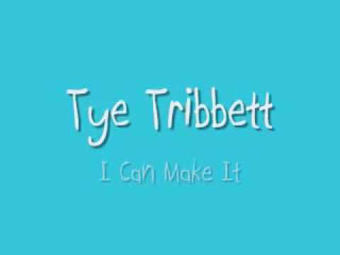 Tye Tribbett - I Can Make It
