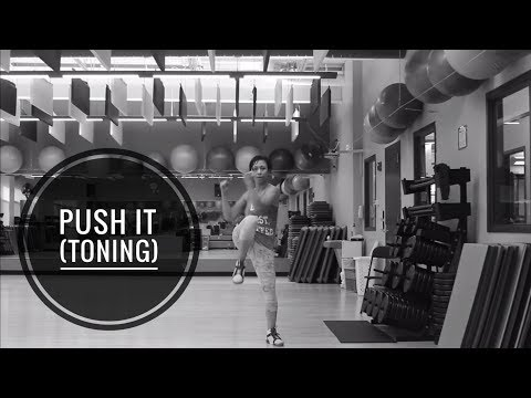 "Dance Toning w/ Diny - ""Push It"" (Salt 'N Pepa) - 80s/ZT: Core/Abs"