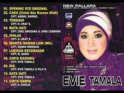 Evie Tamala  - New Pallapa - CAKA { Cintai Aku Karena Allah } [ Official ]