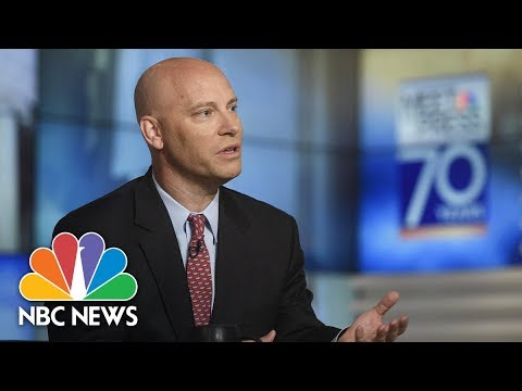 Marc Short: Warriors Were First to Politicize White House Visit | Meet The Press | NBC News