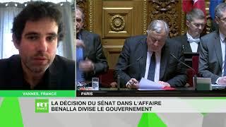 Langlois : «pourquoi Macron continue de s'entourer de gens qui ne sont pas policiers ?»