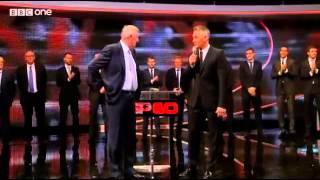 Sports Personality Of The Year 2013-Sir Alex Ferguson Special Award Presentation