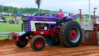 17MPH Limit 12,000LB Hot Farm Tractors Craigsville VA May 2013