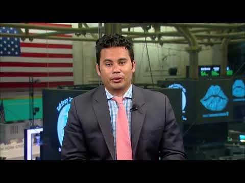 Despite trade concerns, stocks start solid on jobs data (WebTV)