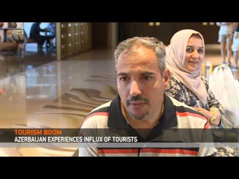 TOURISM BOOM IN AZERBAIJAN