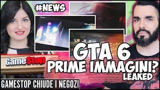 GTA 6: Le prime IMMAGINI? + GAMESTOP CHIUDE altri negozi + Tokyo Game Show 2019 #NEWS