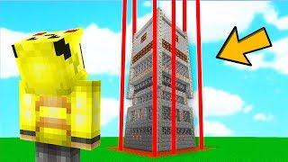 BU YÜKSEK HAPİSHANEDEN KAÇABİLİR MİSİN? 😱 - Minecraft