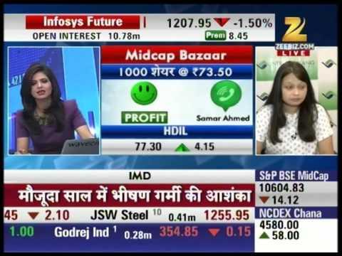 Expert Advice on HDIL shares : Midcap Bazaar