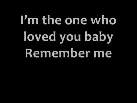 Daley - Remember Me ft. Jessie J - LYRICS