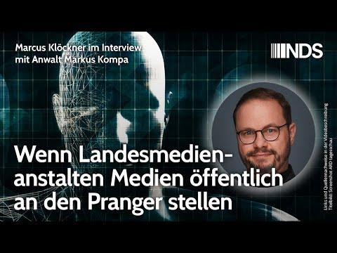 Wenn Landesmedienanstalten Medien öffentlich an den Pranger stellen   Interview mit Markus Kompa