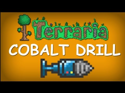 How to get a Drill In Terraria