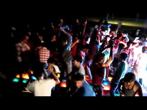 JaganNath University DJ Night