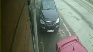 ДТП на Днепровской