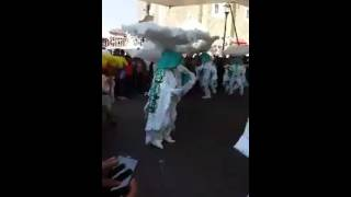 Carnaval tenancingo tlaxcala 2016 secc. 4ta.