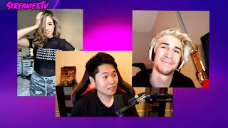 Pokimane on Toast Facebook Move | Disguised Toast Why He Moved - xQc | PayMoneyWubby UPSET - Twitch
