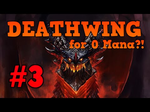 [Hearthstone Challenges] #3 - DEATHWING for 0 Mana?!