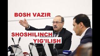 ABDULLA ARIPOV SHOSHILINCH YIG'ILISH TOLIQ VIDEO MyTub.uz