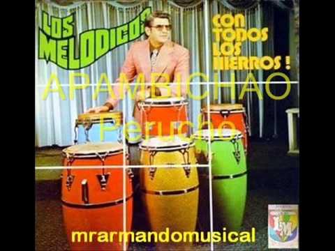 1974. LOS MELÓDICOS - CON TODOS LOS HIERROS - Disco Completo.-