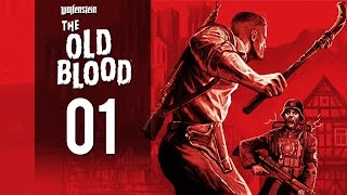 Wolfenstein The Old Blood Gameplay - Part 1 - Return To The Castle (PC)