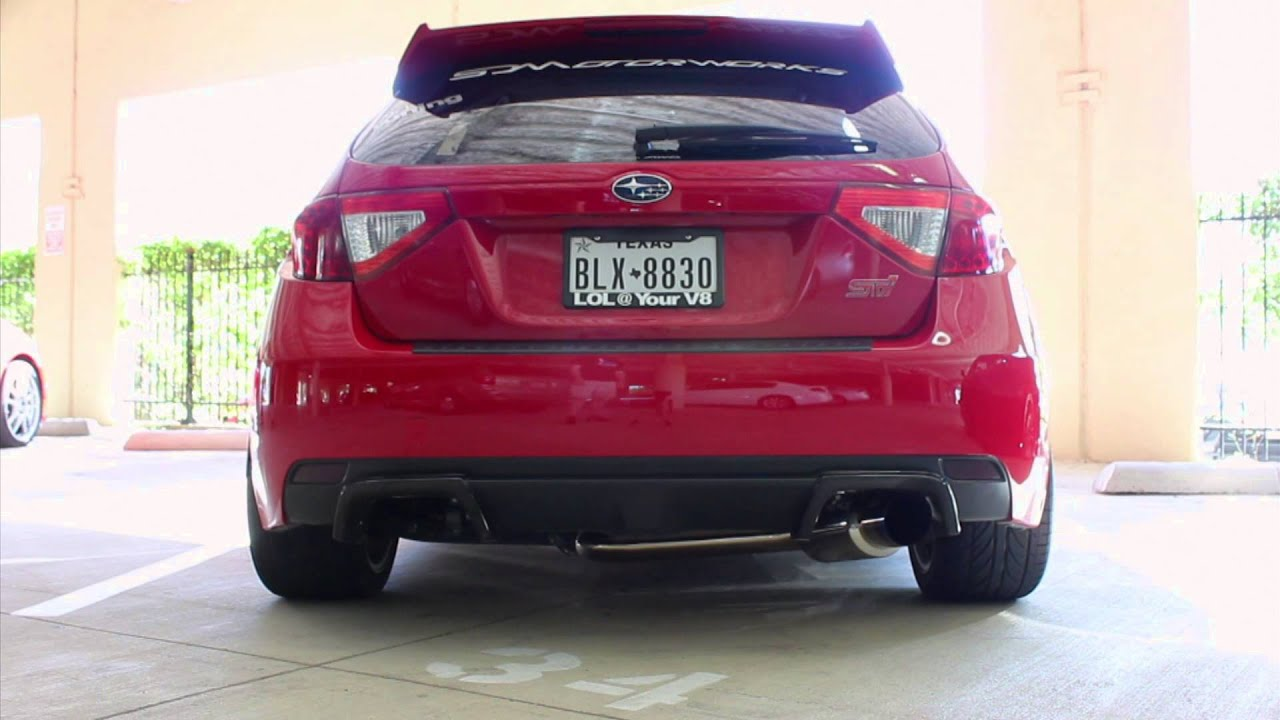 "Subaru Launch Control >> Subaru STi ""2 Step"" Launch Control - YouTube"