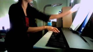 Whitney Houston Run To You piano solo