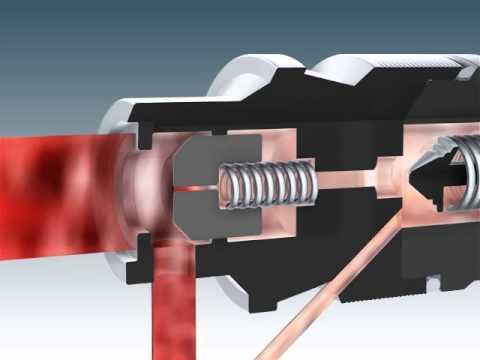 Emniyet Valfi (Hydraulic system safety valve)