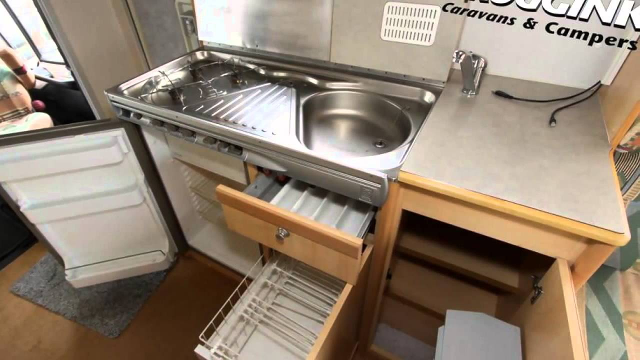 kampeerauto te koop knaus traveller 575 u youtube. Black Bedroom Furniture Sets. Home Design Ideas