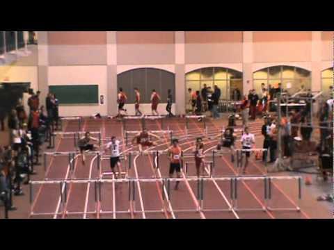 Anderson University 2012 - Fred Wilt Meet - 60m Prelims