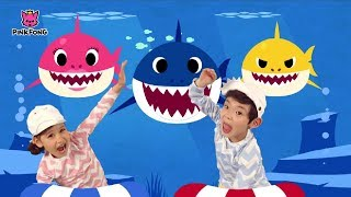 Baby Shark Dance 2019 - Sing and Dance! - Animal Songs for Kids - PINKFONG Songs for Children
