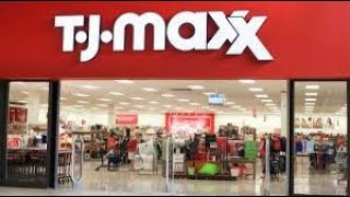"Lets go have some fun at TJ Maxx ""Come with me"" and see!"