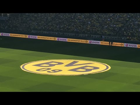 BVB - Teampräsentation und Saisonauftakt