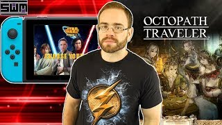 A Star Wars Game Heads To Nintendo Switch While Octopath Traveler Officially Goes To PC | News Wave